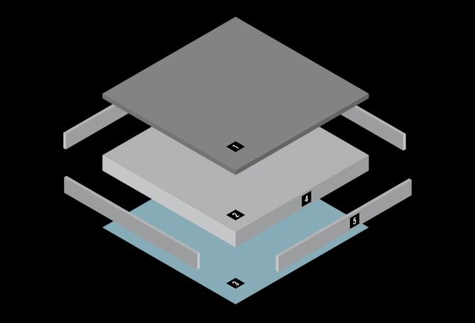 Vives pavimentos elevados for Baldosa ceramica interior